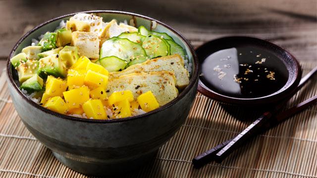 Nr. 8 – Takara Veggi Bowl